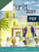 Revista Romería de Nuestra Señora de las Montañas de Villamartín, 2019