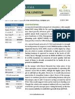 Indusind Bank Ltd