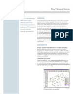 3com Network Director Map