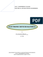 Electronic Devices 2marks Ans