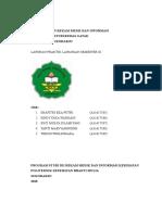 Contoh Laporan PKL Puskesmas(Rekam Medis)