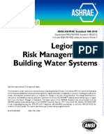 Legionellosis_Risk Management for Building Water Systems - ASHRAE (2018)