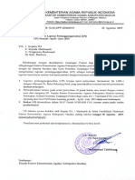 Surat Lpj Tpg Tahap II 2019