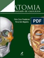 Anatomia - Caderno Ilustrado de Exercicios