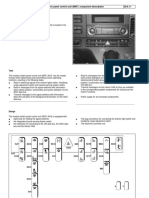 Modular Switch Panel Control Unit (MSF), Component Description