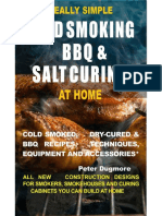 Really Simple Cold Smoking, Bbq and Salt Curing at Home
