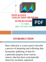 Data&Data Collection Skss