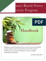 MBSR Handbook Single Page Final
