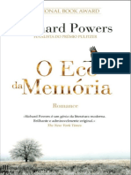 O Eco Da Memória - Richard Powers (The Overstory)