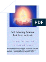 Ascension Activation With the Mighty Archangels Self Attunement
