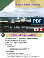 Cariboo Pulp Paper Company