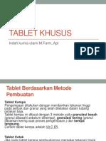 5. Tablet Khusus Lanjutan