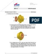Manual for Trouble Shooting and Calibration of Load Cell