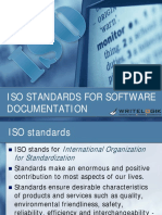 ISO - An introduction