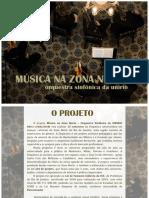 Orquestra Unirio Projeto Iss