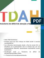 TDAH – Curso de Inverno