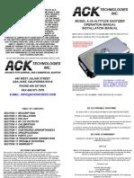 Altitude encoder A-30_Manual-Mod-59