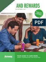 Network Marketing- Money and Reward brochure