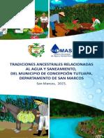 Tradiciones Ancestrales Relacionadas Al Agua y Saneamiento