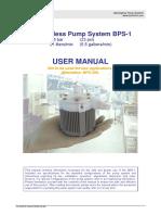 Manual BPS-1 English