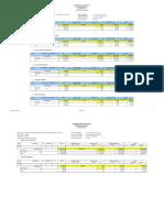 Formatos de Calculo de Amorizaciones