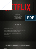 Netflix Revised Ppt