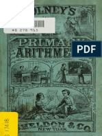 A Primary Arithmetic and Teacher's Manual by Olney (1875)