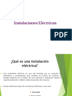 Instalaciones Eléctricas, Expo 1