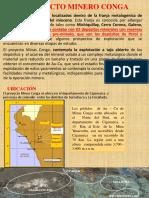 Proyecto Minero Conga- Expo