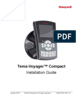 TEMA-VOYAGER Installation Guide