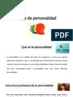 TIPOS de La Personalidad 11