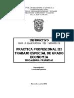 Instructivo PP3 Economia