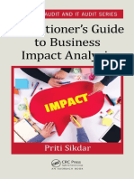 [Internal Audit and IT Audit] Priti Sikdar - Practitioner's Guide to Business Impact Analysis (2017, Auerbach Publications)