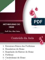 Metabolismo Do Heme