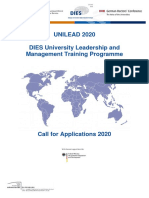 Call Unilead 2020