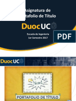 PPT Presentación Portafolio de Título 2017 - Alumnos.pptx