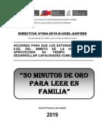 Directiva 004 30 Minutos Priorizado