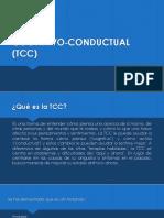 Terapia Cognitivo Conductual (Tcc)