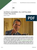 Giorgio Agamben - El capitalismo como religión _ Artillería Inmanente_1.pdf