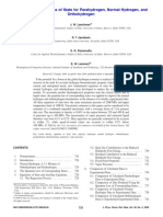 Fundamental Equations of State for Parahydrogen, Normal Hydrogen, and Orthohydrogen.pdf