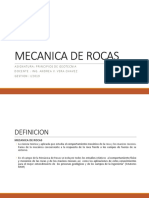 Mecanica de Roca Con Ejemplos