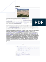 impacto ambiental wikipedia