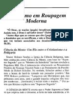 Paganismo Em Roupagem Moderna -Sedução Do Cristianismo