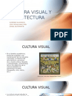 Cultura Visual y Arquitectura
