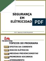 Treinamento Eletricidade Com Segurança