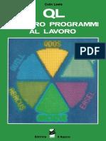 Sinclair QL Quattro Programmi di lavoro