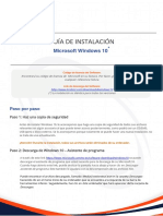 Windows 10 ES Manual