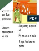 Lecturas Letras s y1