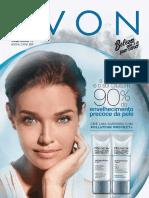 Folheto Avon Cosméticos - 17/2019