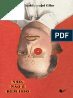 Não, não é bem isso, de Reginaldo Pujol Filho